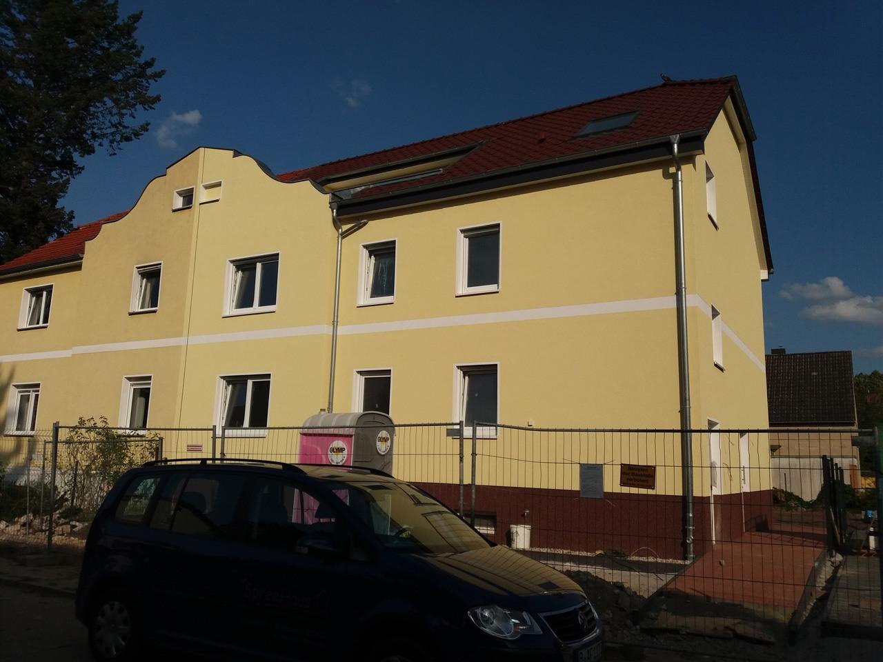 Bausanierung Mehrfamilienhäuser