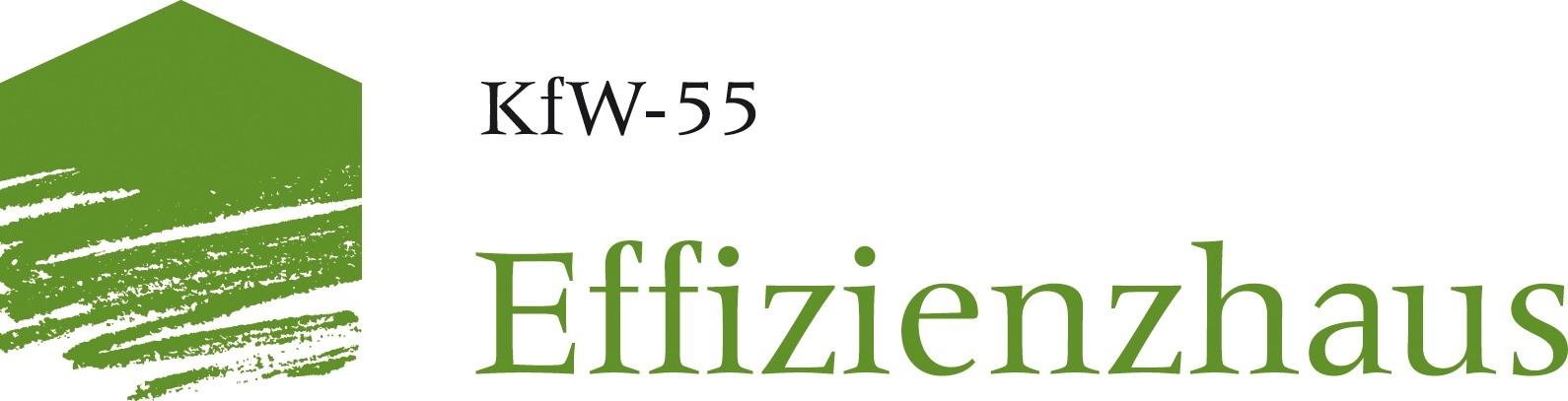 Effizienzhaus kfw55 rgb